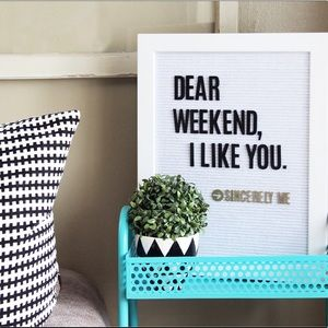 Heidi Swapp Letterboard and letters